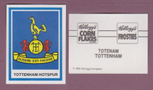 Tottenham Hotspur Badge K93